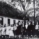 Elever ved Den Gamle Skole